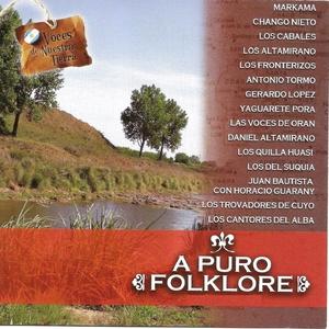 A Puro Folklore   Las Voces de Oran