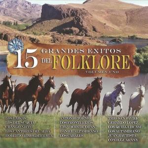 15 Grandes Exitos del Folklore, Volumen Uno   Los del Suquia