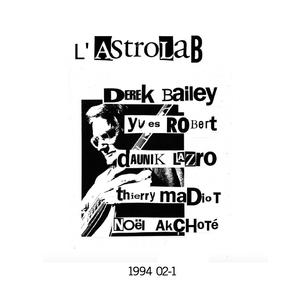 L'astrolab, vol. 1 | Noël Akchoté
