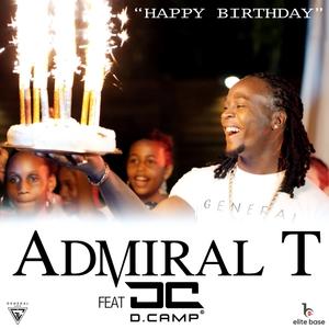 Happy Birthday   Admiral T