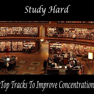 Study Hard Top Tracks To Improve Concentration | Focus Study Music Academy