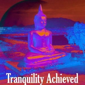 Tranquility Achieved | White Noise Meditation