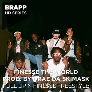 Pull up n' Finesse Freestyle | Drae Da Skimask