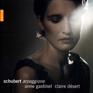 Sonata in A Minor D. 821: Adagio | Claire Désert
