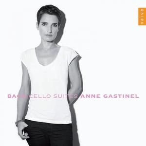 Suite No 1 en sol majeur BWV 1007: Allemande | Anne Gastinel