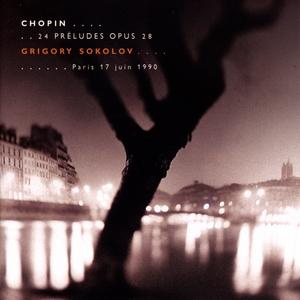 Prelude No 4 in E Minor, Op. 28: Largo   Grigory Sokolov