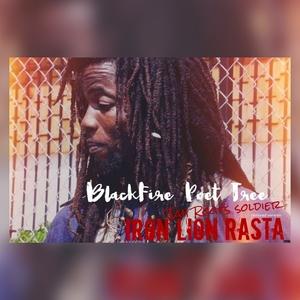 Iron Lion Rasta   Blackfire Poet-Tree