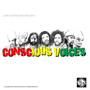 Wontstop Records Presents Conscious Voices | Turbulence