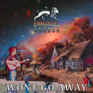 Won't Go Away | Emmanuel Anebsa