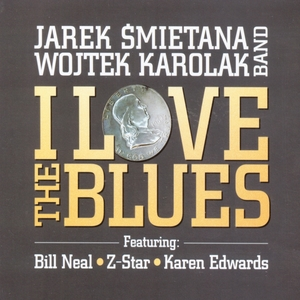 I Love the Blues | Jarek Smietana