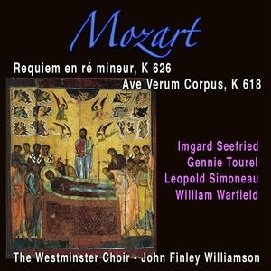 Requiem En Ré Mineur, K. 626 | Irmgard Seefried