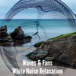 Waves & Fans White Noise Relaxation | White Noise Meditation