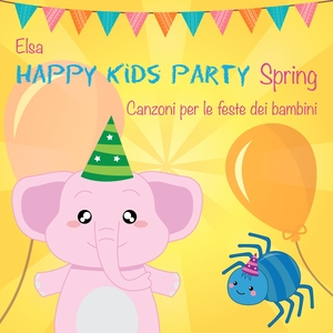 Happy Kids Party Spring | Elsa