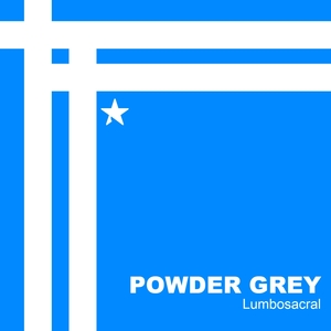 Lumbosacral | Powder Grey
