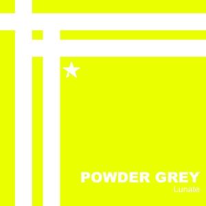 Lunate | Powder Grey