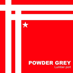 Lumber port | Powder Grey