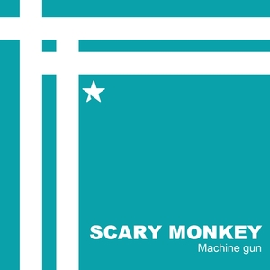 Machine gun | Scary Monkey