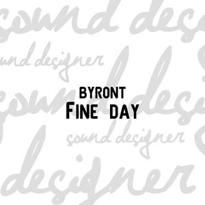 Fine day | Byront