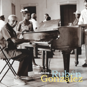 Introducing | Rubén González