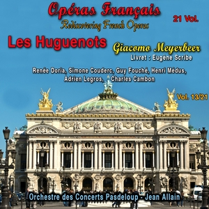 Rediscovering French Operas, Vol. 13 | Jean Allain