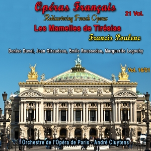 Rediscovering French Operas, Vol. 16 | André Cluytens