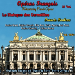Rediscovering French Operas, Vol. 14 | Pierre Dervaux