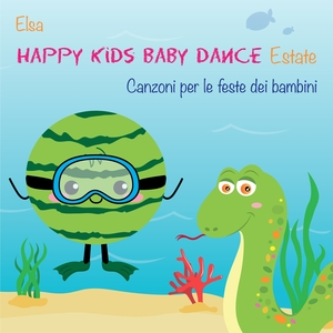 Happy Kids Baby Dance Estate | Elsa