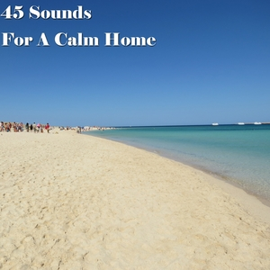 45 Sounds For A Calm Home | White Noise Meditation