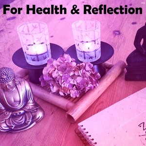 For Health & Reflection | Healing Sounds for Deep Sleep and Relaxation
