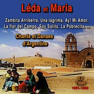 Chants et danses d'Argentine | Leda et Maria