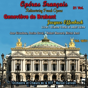 Rediscovering French Operas, Vol. 18 | Marcel Cariven