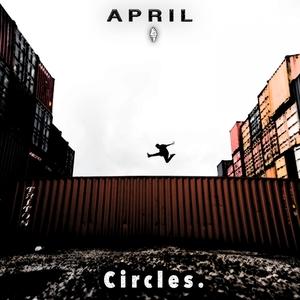 April   circles.