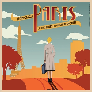 Paris ! Le spectacle | Anne Carrere