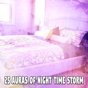 25 Auras Of Night Time Storm | The Rain Library