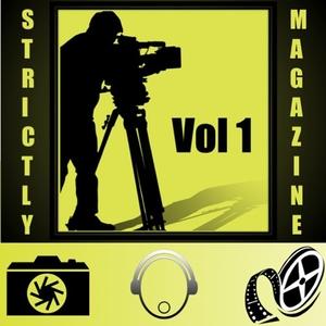 Stricly Magazine, Vol. 1 | Arnaud Rozenblat