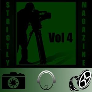 Stricly Magazine, Vol. 4 | Gérard Salmieri