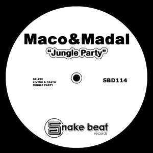 Jungle-Party