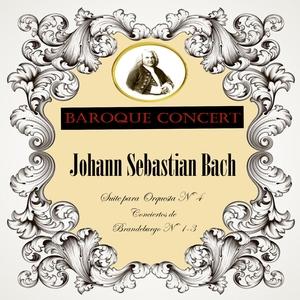 Baroque Concert, Johann Sebastian Bach, Suite para Orquesta Nº 4, Conciertos de Brandeburgo Nº 1-3 | Academy of St. Martin in the Fields