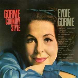 Gorme Country Style   Eydie Gormé