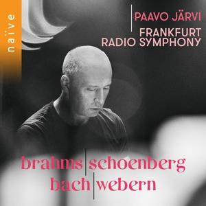 Brahms, Schoenberg, Bach, Webern | Paavo Järvi