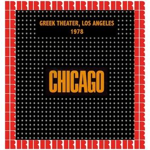 Greek Theatre, Los Angeles, Ca August 11, 1978 | Chicago