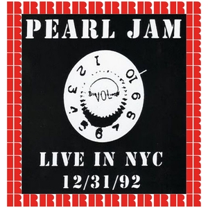 The Academy, New York, December 31st, 1992 | Pearl Jam