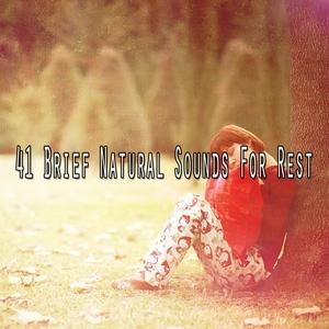 41 Brief Natural Sounds For Rest | Dormir