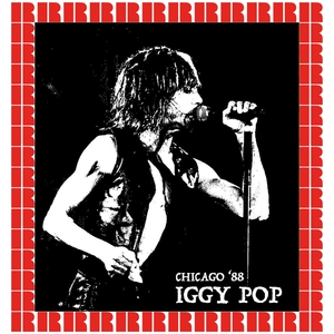The Metro, Chicago, July 12th, 1988 | Iggy Pop