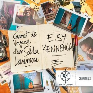 Carnet de voyage d'un solda lanmou | E.sy Kennenga