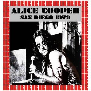 The Sports Arena, San Diego, April 9th, 1979   Alice Cooper