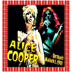 The Rooster Tail, Detroit, March 1st, 1971   Alice Cooper