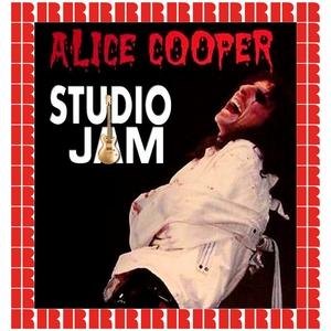Studio Jam, 1979   Alice Cooper