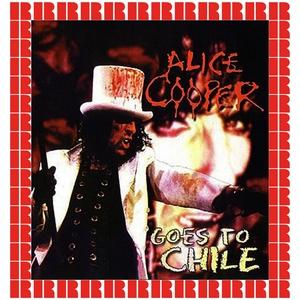 Teatro Monumental, Santiago, Chile, September 7th, 1995   Alice Cooper