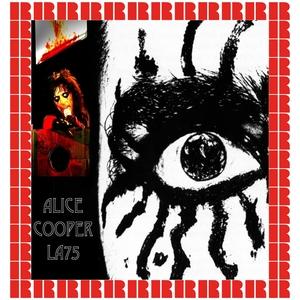 Great Western Forum, Inglewood, June 18th, 1975   Alice Cooper